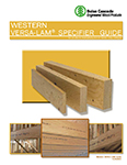 Image of West VERSA-LAM Guide Cover