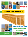Image of Canada East Specifier Guide French Cover
