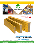 Image of Canada French East Versa-Lam Specifier Guide Cover