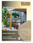 Image of US Homedale AYC Durable Beam Specifier Guide Cover