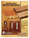 Image of US Homedale Lam Solid Sawn Roof Decking Product Guide Cover