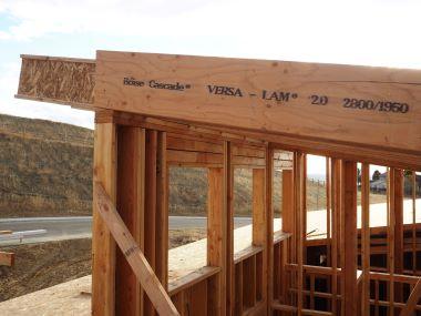 Boise Cascade versa-lam LVL beams